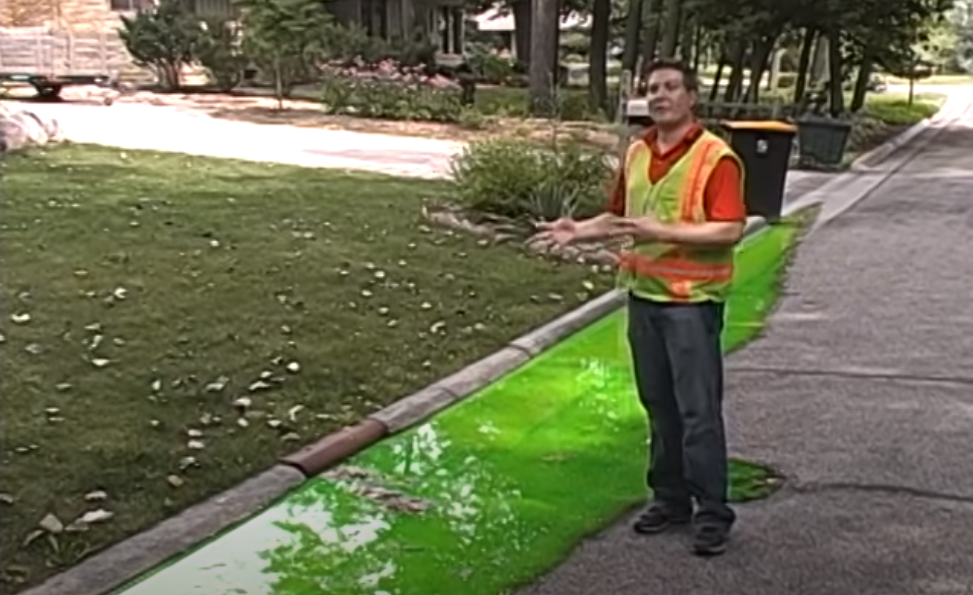 Featured Video: Sewer Dye Testing