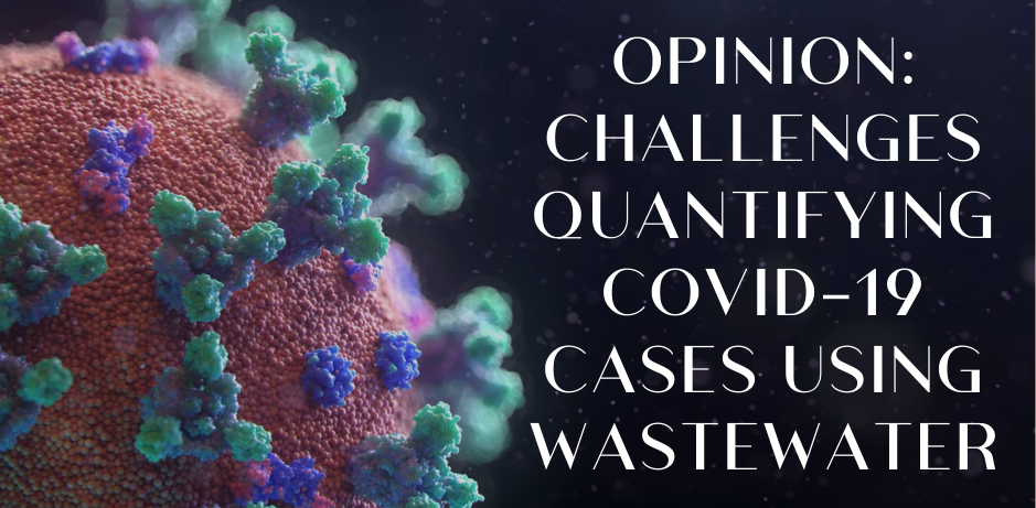 Opinion: Challenges Quantifying COVID-19 Cases Using Wastewater
