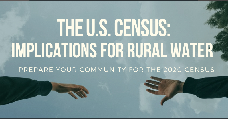 Rural Water Representation in the 2020 Census