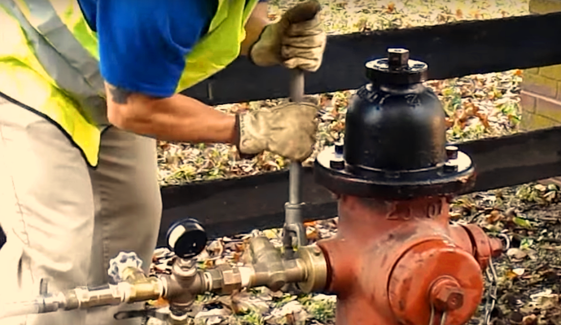 Featured Video: How to Use a Hydrant Sampler