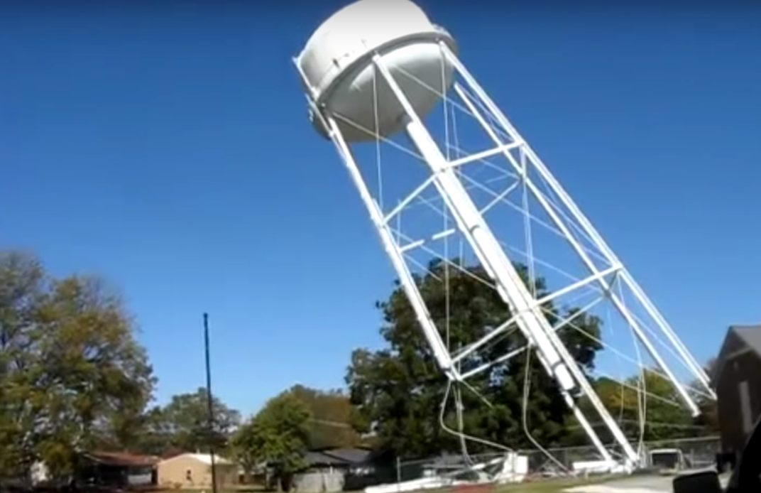 Featured Video: Water Tower Collapse Compilation