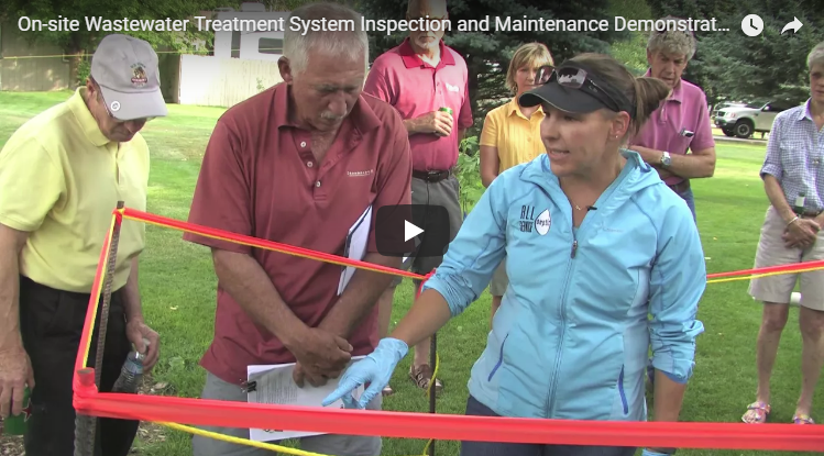 Featured Videos: Onsite Wastewater Treatment Systems: Regulations, Installation, Maintenance and Inspection