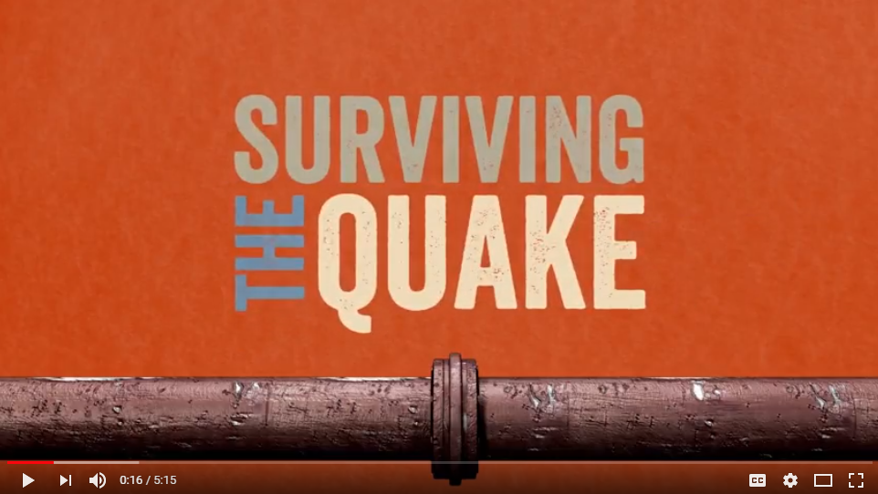 Featured Video: Surviving the Quake