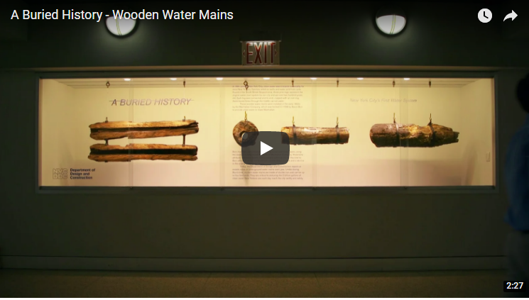 Featured Video: Buried History - Wooden Water Mains